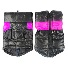 Dog coats winter vest cotton padded clothes