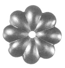 wrought iron 6013