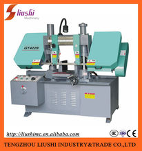 GT4228 Manual Clamping Workpiece Band Saw Machine