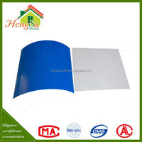 chinese style Sound insulation recycled plastic sheet