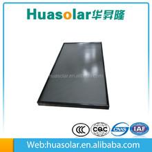 Solar-Keymark,SRCC,CE High Efficient Flat panel solar collector withWhole Laser Welding Absorber