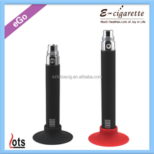 E-cigarette rubber sucker / ego silicone base display for batteries and atomizers