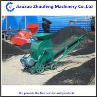 Charcoal crushing machine (email:kelly@jzhoufeng.com)