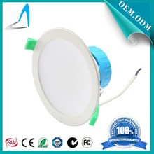 Alibaba wholesale dimmable led ceiling downlight cutout 130mm plastic+aluminum SAA led downlight 7W 10W15W