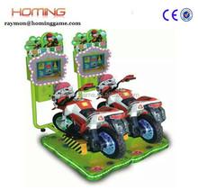 3D swing motorcycle/3D video children rides racing game,swing racing motorcycle