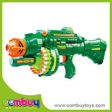 Hot sales plastic shooting electric soft bullet gun toy