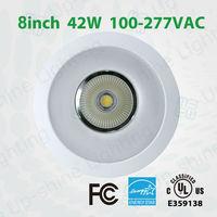 "Emergency Downlight! UL No: E359138UL/ES Listed 4"" 6"" 8"" 10"" LED Recessed Retrofit Kits"