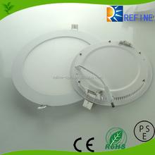 CRI> 80 PF>0.9 80lm/w 4000k led downlight pure white,6w 9w 12w 15w 18w led downlights china CE