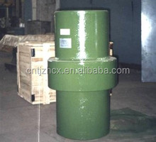 """Epoxy Resin coating, 28"""" Insulating Joint, TPCO Steel pipe, ASTM A695 Forged Flange"""