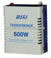 single phase STO type step up and down transformer 500w