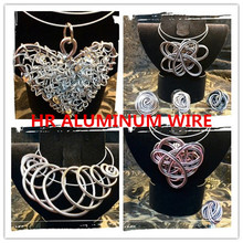 Wholesale craft anodized aluminum wire