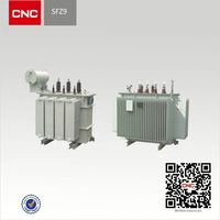 S9 Oil Immersed electric transformer hs code, Non-excitation Tap-changing Transformer of 35kV and Below