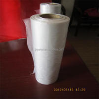 Clear Plastic Flat Food Bag on Roll For Vegetables And Fruits