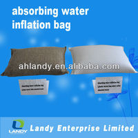 self inflating sandbag