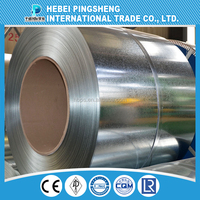 Alibaba Made In China Dx51D Z100 Hot Dipped Galvanized Steel Coil For Roofing Sheet