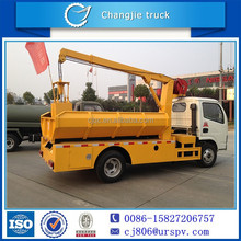 New model Pond cleaning truck for sale