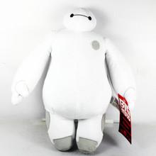 "Big Hero 6 Baymax Stuffed Plush Toys Soft Crystal Cotton Material High Quality Baby Toys 12""Plush Doll"