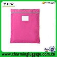 Waterproof Laundry Shoe Travel Pouch Storage Portable Nylon Tote Zipper Shoe bag