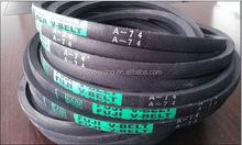 Super quality antique nylon for chevron conveyor belt