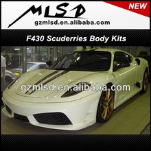 Auto Parts Car Part F430 Scuderries Body Kits
