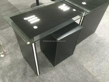 Hot selling economical melamine office desk ,cheap office table DC-B1307
