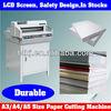 Electric Automatic Industrial Large Thickness A4 Paper Cutter Machine,Digital Control A3/A4/A5 Paper Cutter Machine in Stocks