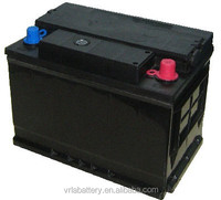 Hot sale global Dry-Charged Auto Battery Car Battery