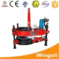 Carcasa de energía Tong tubería de perforación herramientas de perforación petrolera deslizamiento