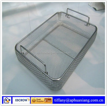 China professional factory,stainless steel wire mesh basket,high quality,low price