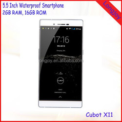 5.5 Inch MTK6592A Octa Core 2GB RAM 16GB ROM Android 4.4 Dual SIM 3G Mobile Phone