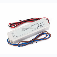 Power Supply for LED Window Displays for Real Estate 150W Rainproof Power Supply LED Power Transformer 150W 15V Switching Type