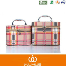 fashion & trendy three-piece suit cosmetic bag for lady