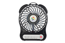 2015 best selling products big wind water spray mini fan with low price