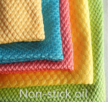 South Korea French terry dish towel non-stick oil