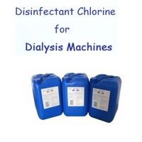 Chlorine Disinfectant for Dialysis Machines