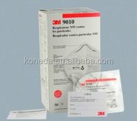 100% Original 3M n95 mask n95 respirator 3M 9010 n95 mask Anti-virus MERS mask single package keep cleanly
