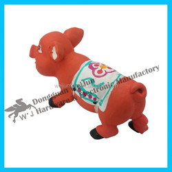 Animal style plastic small doll baby with good quality
