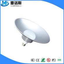 Intelligent IC Driver LED Down Light Bay Light E27/B22 30W 50W 65W SMD 5730 Aluminum Body Material With CE&ROHS High Bay Light