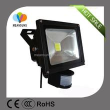 2015 best pricehot sale10w led flood light Brigelux chip 10w ip65 led flood light 90-264V/12V/Motion Sensor/Dimmable/RGB CE/RoHS