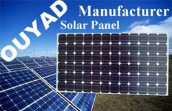 Best price for PV 300W mono solar panel with high quality