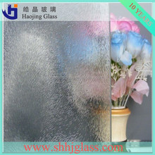 top quality may flower patterned glass