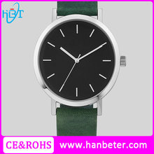 Minimalist branded watches for girls new design watch for black dial face custom watch
