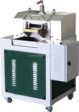 Frequency conversion plastic granulator