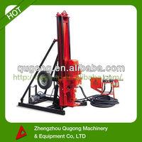 Kaishan KQD165 portable shallow well drilling rig