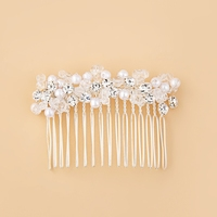 Wedding-Hair-Comb-Headpiece Hot sales in USA