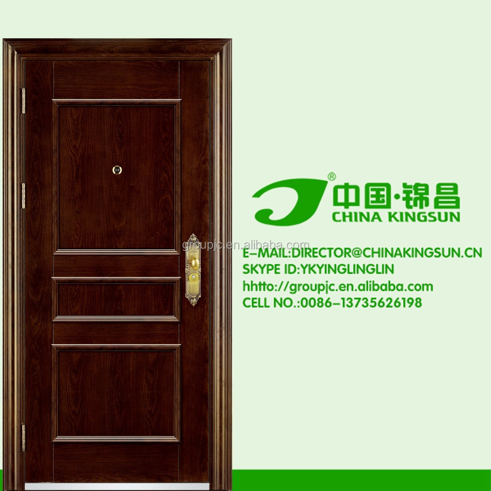 Hot Sale Steel Door Modern Electric Hidden Door Handle