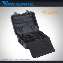 Wonderful Waterproof tool case# PC-5520F