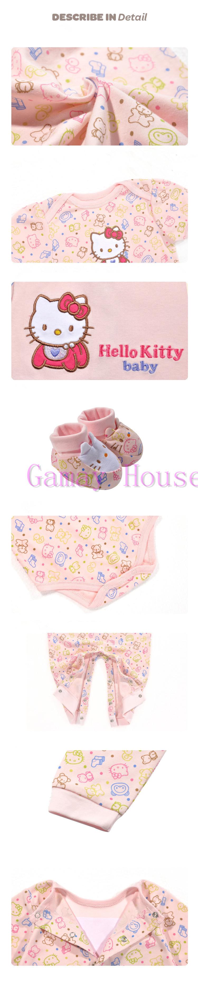 Комплект одежды для девочек G&H baby baby + + bebe 5 roupa frss GHR-002