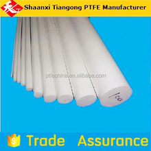 ptfe thin and long extruding rod