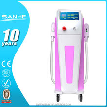 Hair Removal, Skin rejuvenation, Pigmentation, wrinkle removal Multifunction Intense Pulsed Lights IPL RF SHR Machine